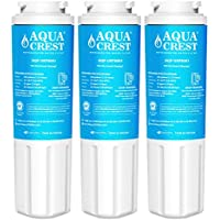 AQUACREST UKF8001 Replacement Refrigerator Water Filter,...