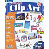 Cosmi ROM03558 Print Perfect Clip Art Deluxe