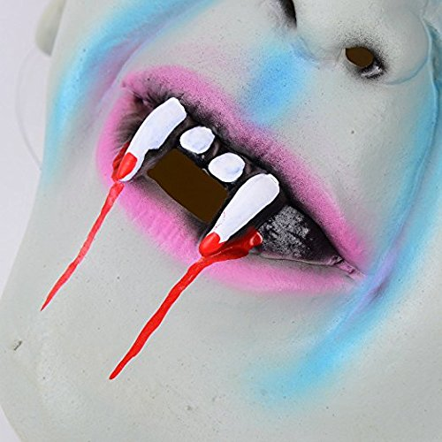 Ohuhu Halloween Ghost Mask Scream Costume Party Mask, Call of Duty Ghosts Masks