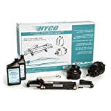 Uflex Hyco 1T  HYCO-OBF Outboard Steering Kit, Tilt, Low HP Steering System