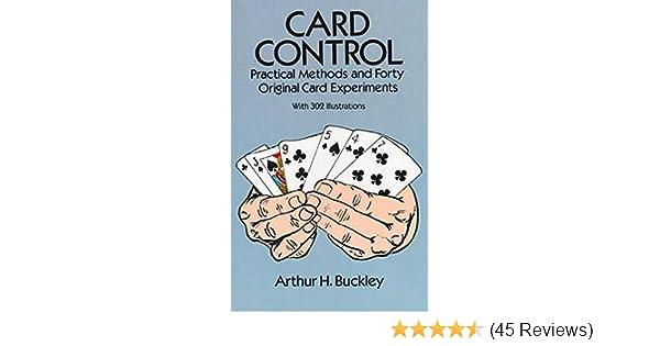 Book MMS Card Control by Arthur H Buckley