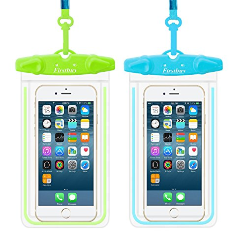 Fun waterproof phone case