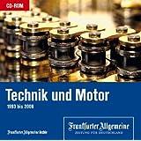 Technik und Motor 1993 bis 2006, 1 CD-ROM Für Windows ab Version 98