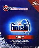 Finish Dishwasher Water Softener Salt for Bosch Dishwasher 6.6 lbs (Pack of 2)