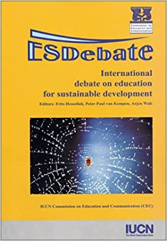 Descargar Libro It Es Debate: International Debate On Education For Sustainable Development Directa PDF