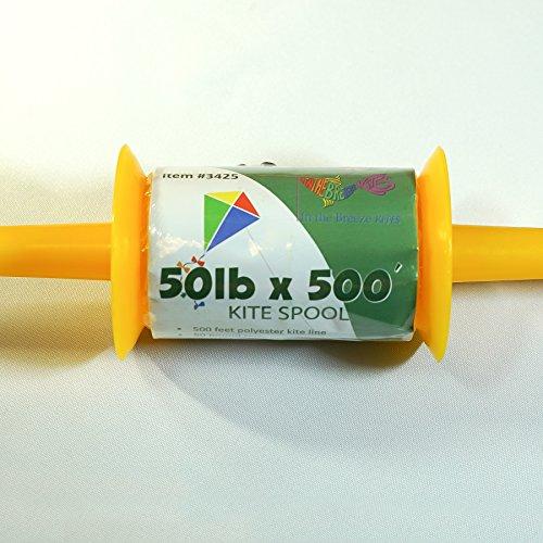 how to make a kite spool