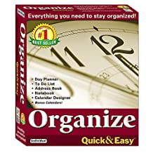 Organize Quick and Easy 5.0