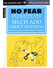 Much Ado About Nothing (No Fear Shakespeare) (Volume 11)