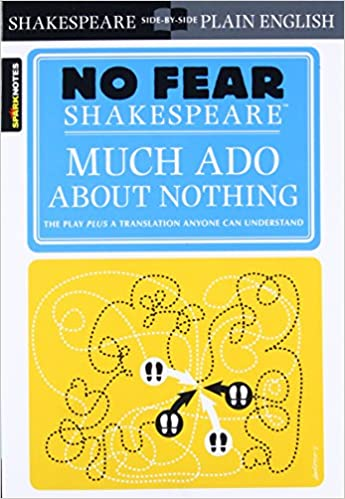 Amazon com: Much Ado About Nothing (No Fear Shakespeare