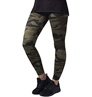 bf1349d52d4058 Women Sports Yoga Camouflage Legging Pants Fitness Workout Elastic Athletic  Trousers Clothes