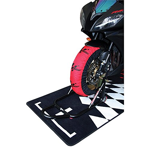 Motorcycle Moto GP standard tyre warmers, (MGPWARM01)
