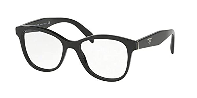 676f91a6e7 Prada Women s PR 12TVF Eyeglasses 55mm at Amazon Women s Clothing store