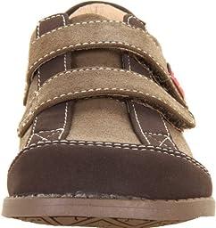 FootMates Sam,Brown,5 M US Toddler