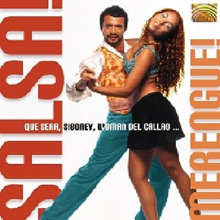 Salsa Merengue: Que Sera, Siboney, Woman del Calla: Pablo Carcamo: Amazon.es: Música