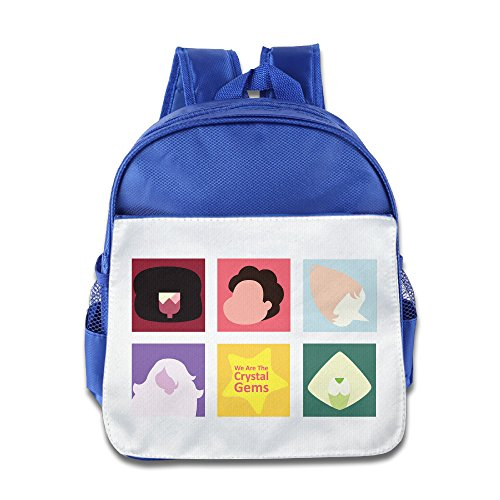 [Kamici Specially Children Toddler Kid's Steven Universe Backpack School Bag RoyalBlue One Size] (Blues Clues Costumes Toddler)