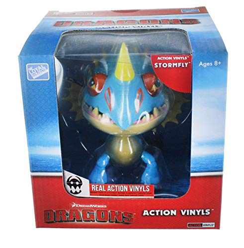 Action Vinyls How to Train Your Dragon Stormfly Vinyl Figure -