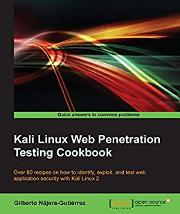 Kali web ebook linux with download free penetration testing