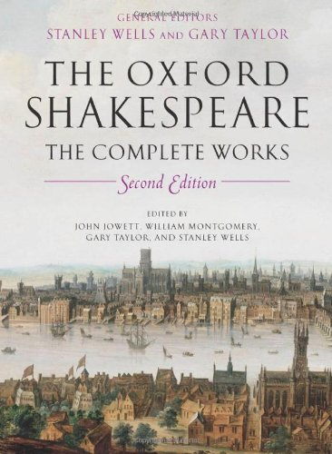 Download The Oxford Shakespeare: The Complete Works, 2nd Edition ebook