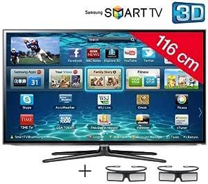 Televisor LED Smart TV 3d UE46ES6100 + Cable HDMI – 24 de karätig Dorado, 1,5 m – – swv3 432ws/10: Amazon.es: Electrónica