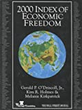Index of Economic Freedom : 6th 2000 Ed., Johnson, Bryan T., 0891952470