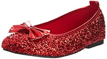 Wizard Of Oz Dorothy Ruby Slippers, Ruby Red, Small 0