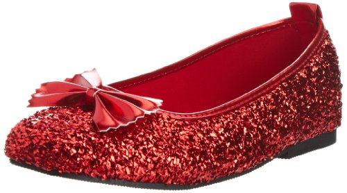 Wizard Of Oz Dorothy Ruby Slippers, Ruby Red, Small