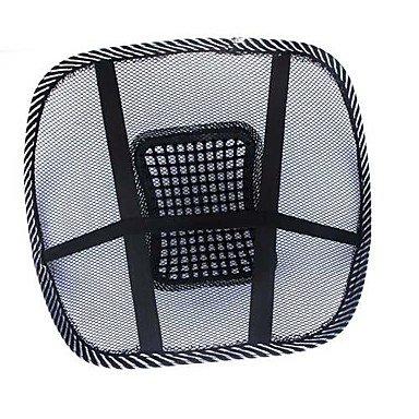 COCHE de WR minadesign-silla asiento-masajes styletex apoyo para la espalda-mutuamente con sus Aires cojín-colchón, negro: Amazon.es: Electrónica
