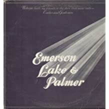 Welcome Back My Friends to the Show That Never Ends... Ladies and Gentlemen, Emerson, Lake & Palmer [TRIPLE LP]