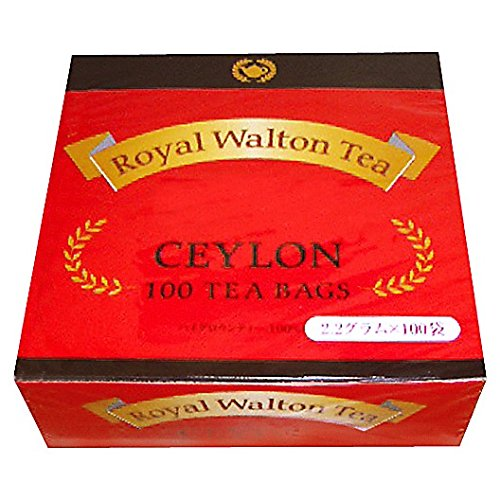 (Royal Walton Tea Bags Ceylon 100 (220g))