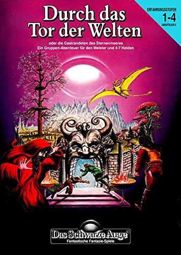 Durch das Tor der Welten – remastered (Das Schwarze Auge – Abenteuer)