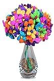 Leos Imports (TM Mexican Paper Flowers Teresita Bouquet Bunch 60 flowers