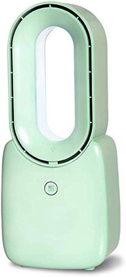 W&HH Ventilador sin aspas, Ventilador de Mesa USB Ventiladores de ...