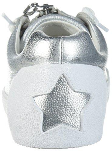 Sneaker Delle Donne Di Frassino As-nirvana Argento / Argento