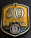 Baseball 2018 A's 50TH Anniversary PIN Athletics PIN World Series Champions Collectible PINPRE-Order Item - Shipping Begins August 28TH