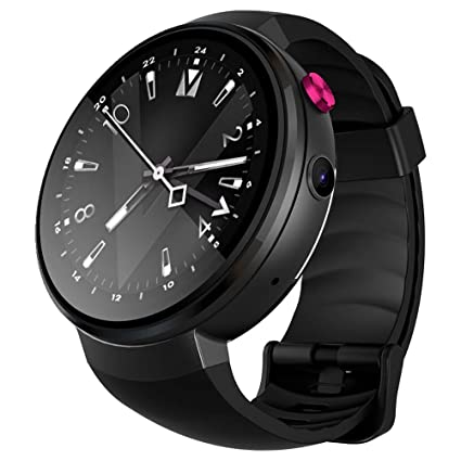 Amazon.com: Smart Watch,amoled 1+16gb Mt6737m Lte-4g Network ...
