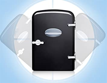 Mini Kühlschrank Für Steckdose : Xw l auto heim studenten schlafsaal mini kühlschrank black