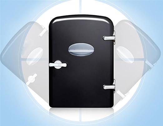 Dms Mini Kühlschrank Minibar Kühlbox : Xw l auto heim studenten schlafsaal mini kühlschrank black