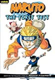 Naruto: Chapter Book, Vol. 10: The First Test