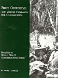 Front cover for the book First offensive : the Marine campaign for Guadalcanal by Henry I. Shaw