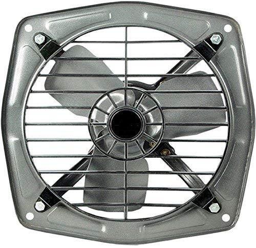 STARVIN || Fresh Air EXHAUST FAN || with 1 Season Warranty || 100% Copper Winding Motor || for Bathroom || for Store | Black || 12 Inch Fresh Air || RF9858