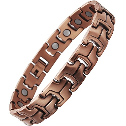 VITEROU Magnetic Copper Bracelet Magnets
