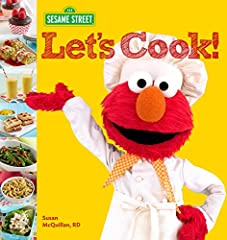 """A new collection of 50 healthful, fun recipes for parents and children ages 2 to 5 from """"celebrity chefs"""" Elmo, Cookie Monster, Grover, and the beloved Sesame Street gang Sesame Street has been entertaining and educating young children..."""