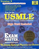 USMLE Steps 1 and 2 Combined, Exam Masters Corporation Editors, 1581290713