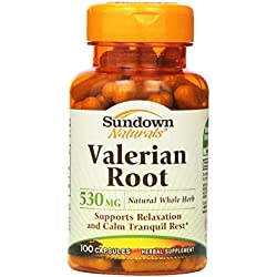 Sundown Valerian Root 530 mg