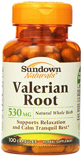 Sundown Valerian Root 530 mg by Sundown (Image #3)
