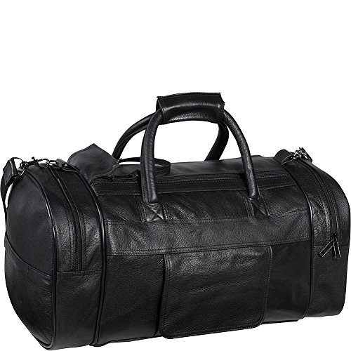 amerileather-leather-dual-zippered-duffel-black