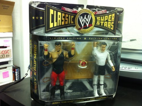 Classic WWE Super Stars Limited Edition Jerry