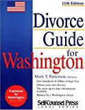 Divorce Guide for Washington, Mark T. Patterson, 1551803895