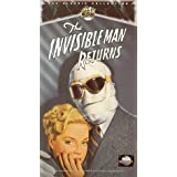 Invisible Man Returns