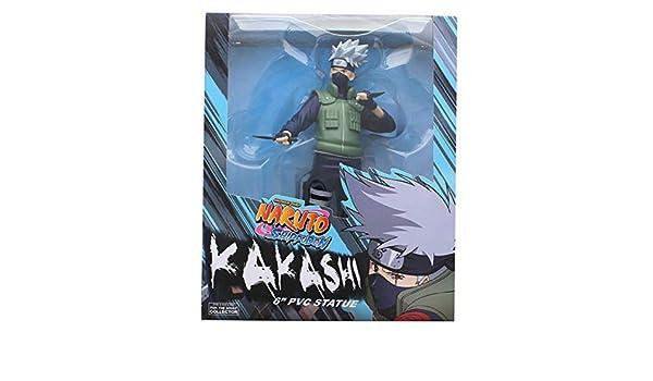 Naruto Shippuden 6 Inch PVC Figure - Kakashi: Amazon.es ...